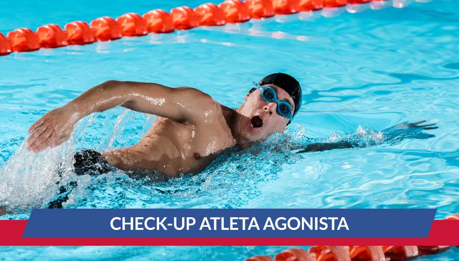 Check-Up Atleta Agonista