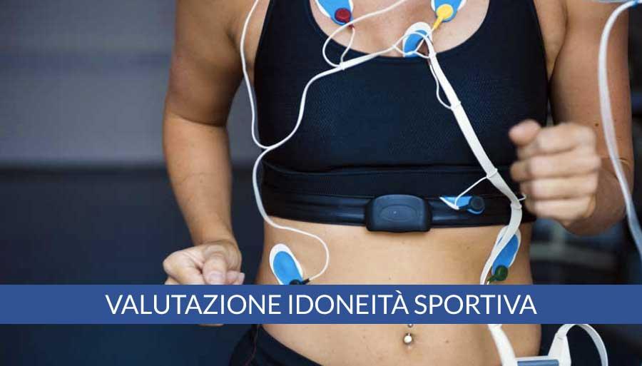 Valutazione idoneità sportiva a Napoli