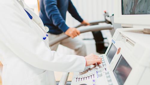 test del cammino cardiocenter napoli
