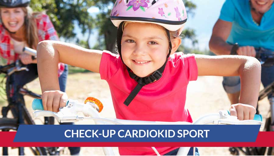 Check-Up CardioKid Sport